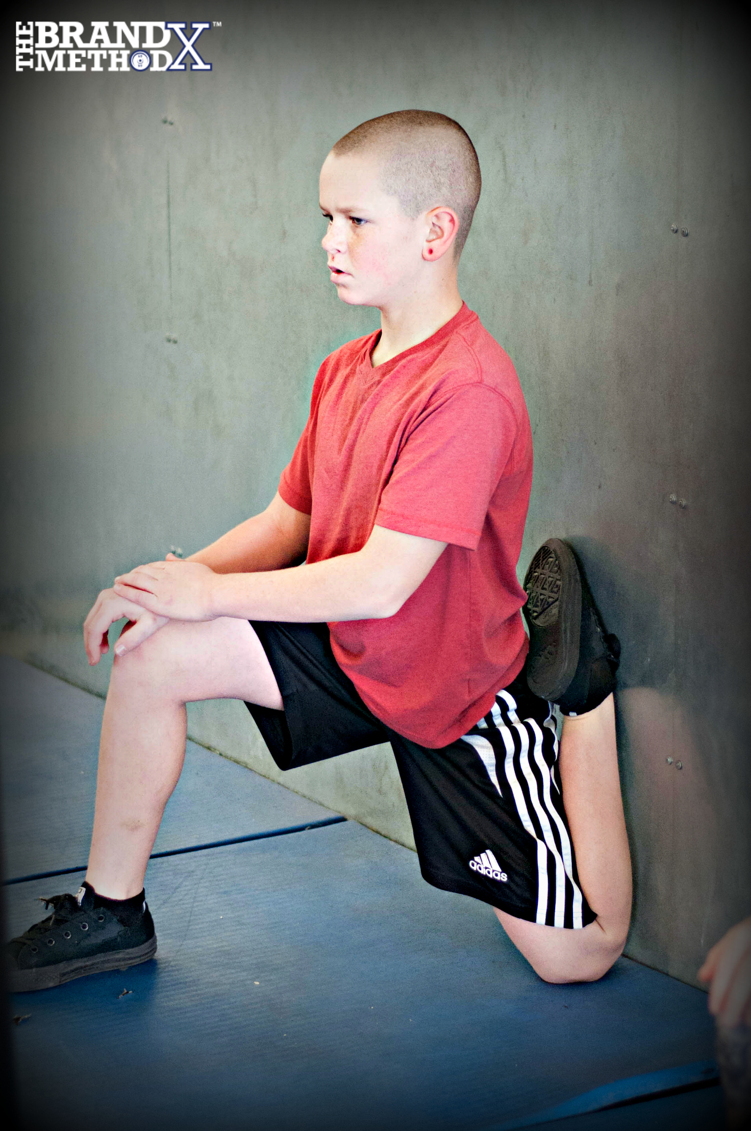 preteen stretch MOBILITY: 1:00 each side – banded shoulder distraction 1:00 each side – couch stretch ...